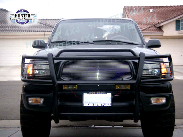 Powder Coated Black Hunter GT-806 Grille Guard for 98-04 Toyota Tacoma